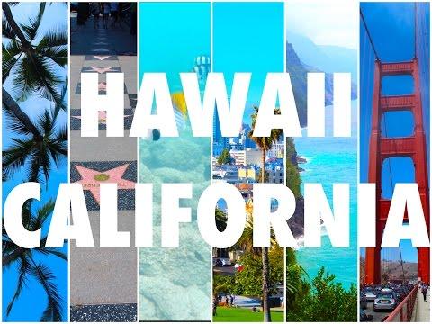 Hawaii & California Trip (2016)