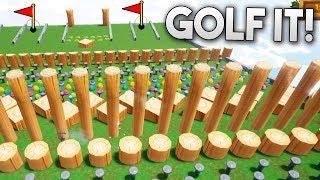 TODO DEPENDE DE LA SUERTE..... Golf It!