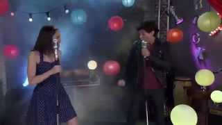 Video The Umix Show Lodovica Comello y Diego Dominguez cantan Luz, cámara, acción download MP3, 3GP, MP4, WEBM, AVI, FLV November 2017