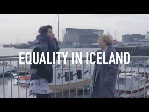 Equality in Iceland with Vigdis Finnbogadóttir and Nanna Bryndís Hilmarsdóttir