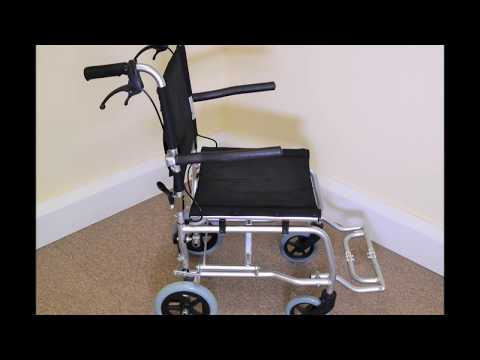 Traveller Lightweight Wheelchair
