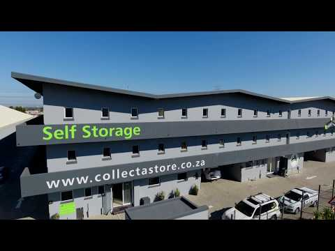 The All New Collect A Store Self Storage In Strand / Somerset West