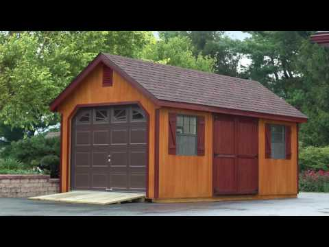LP Outdoor Building Solutions Built With Innovative LP Materials