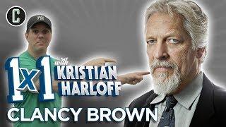 1X1 W KRISTIAN HARLOFF: Actor Clancy Brown