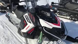 Тест ремня Optibelt 11114 на  снегоходе Vector 551 RM Русская Механика