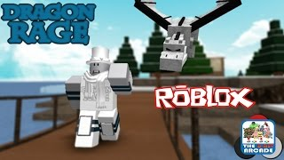 Roblox: Dragon Rage - Survive the Onslaught of Dragons (Xbox One Gameplay)