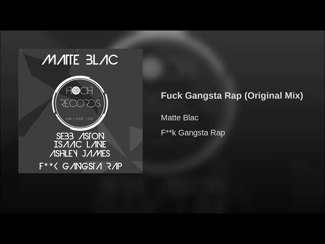 Gangsta rap fuck