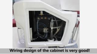 Cingol X3 dental chair from Foshan Cingol Medical company