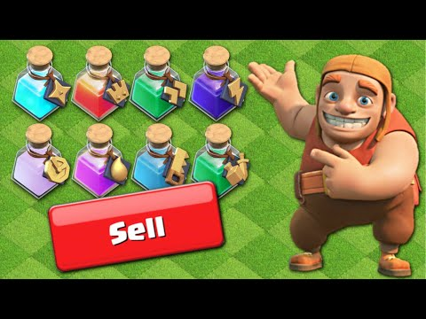 SEND ME YOUR BUILDER POTIONS!  Fix that Engineer ep13 | Clash of Clans