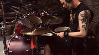 In Mourning - Isle of Solace - Drum Playthrough