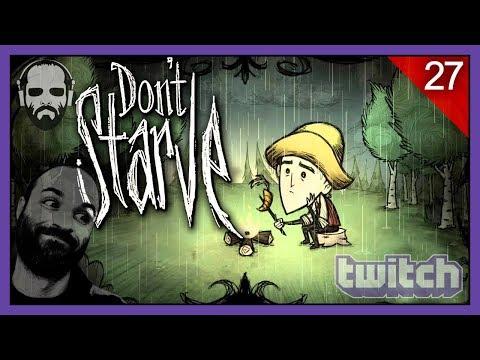 NO ESTOY LISTA PARA EL INVIERNO :S | DON'T STARVE Gameplay Español