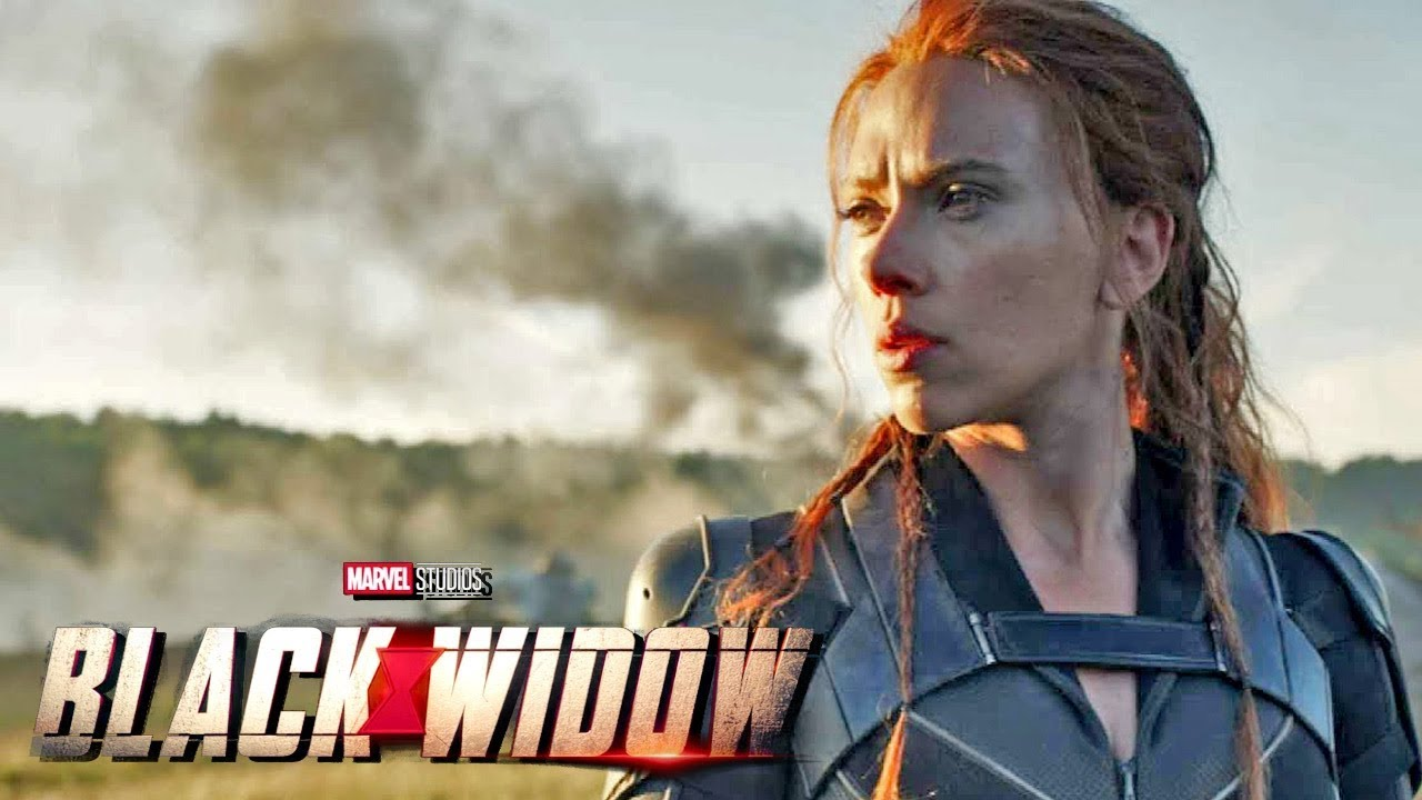 Black Widow Trailer 1