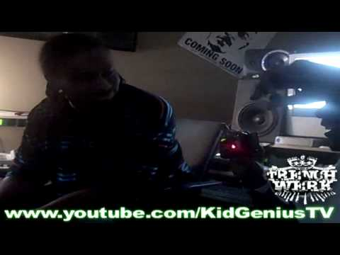 "KGTV: ""Baow Muzik"" Yung LA, J Money, and TrenchWerk Vibe Session"
