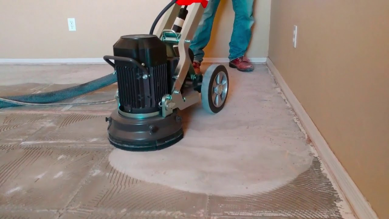 what is dust free tile removal simple