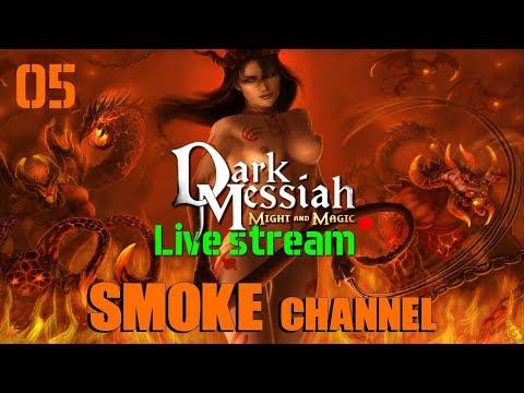 Голые демонессы и жирные тролли в Dark Messiah Of Might And Magic #5