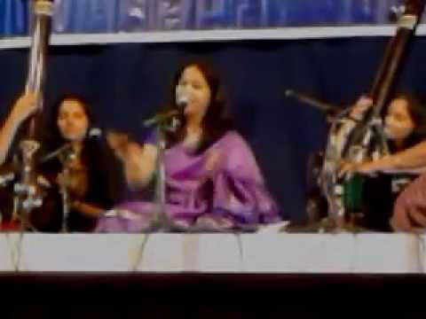 Raga Bageshri 2 - Sawani Shende - YouTube