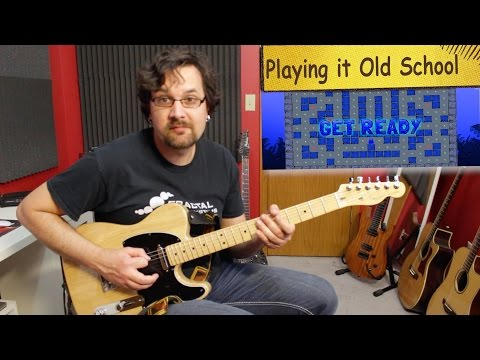 Old School Gaming Guitar Music