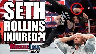real-reason-seth-rollins-won-wwe-royal-rumble-nia-jax-backstage-heat-wrestletalk-news-2019