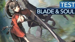 Blade & Soul im Test - Schrill, bunt, asiatisch - aber auch gut?