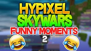 Hypixel Skywars • FUNNY MOMENTS #2
