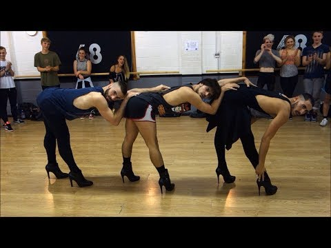 YANIS MARSHALL CHOREOGRAPHY. MUSIC BY...