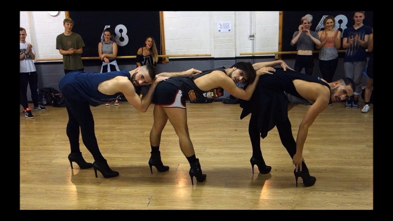 bcb531897 YANIS MARSHALL CHOREOGRAPHY. MUSIC BY BEYONCE. FEAT ARNAUD & MEHDI.  STUDIO68 LONDON #BGT REHEARSAL