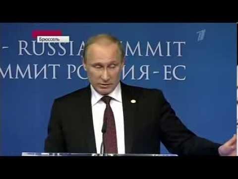 Путин дал разрешение на ввод войск на Украину