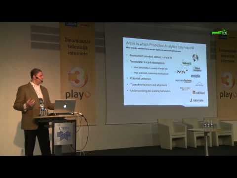 Predictive Analytics for HR and Recruitment[EN] - tv3 play 2d 10h