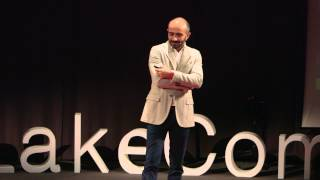 With a wire from Shanghai to Milan: Nicola Colombo at TEDxLakeComo