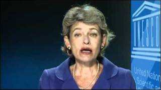 International Literacy Day 2010 - Irina Bokova