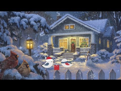 Christmas instrumental music, Christmas peaceful music