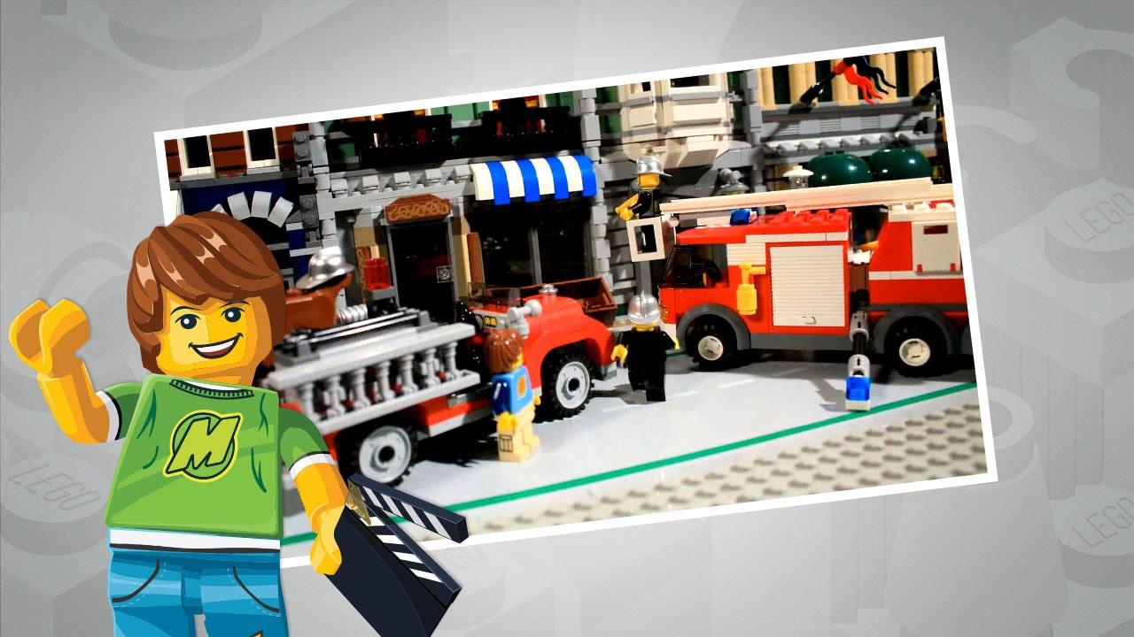 Lego Club Show Episode 4 Part 1