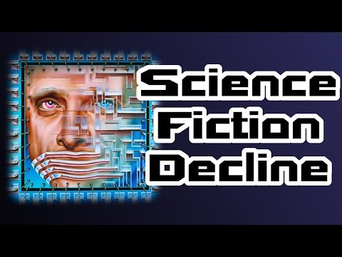 QuQu's Watching: The Decline of Science Fiction Literature