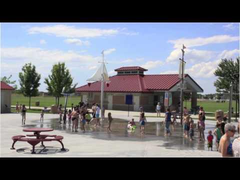 Settler's Park in Meridian, ID