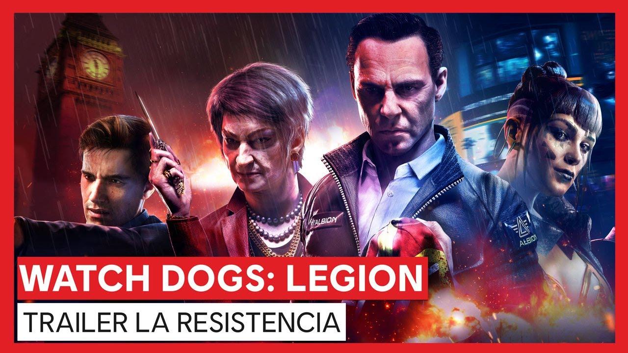 Watch Dogs: Legion - Trailer La Resistencia