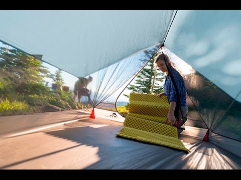 MSR Thru Hiker 70 Wing Camping Tarp Shelter 1 to 3 People