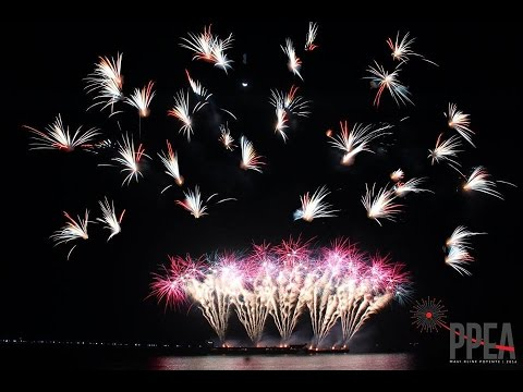 [HD] Philippines - 7th Philippine International Pyromusical Competition (Opening Ceremonies)