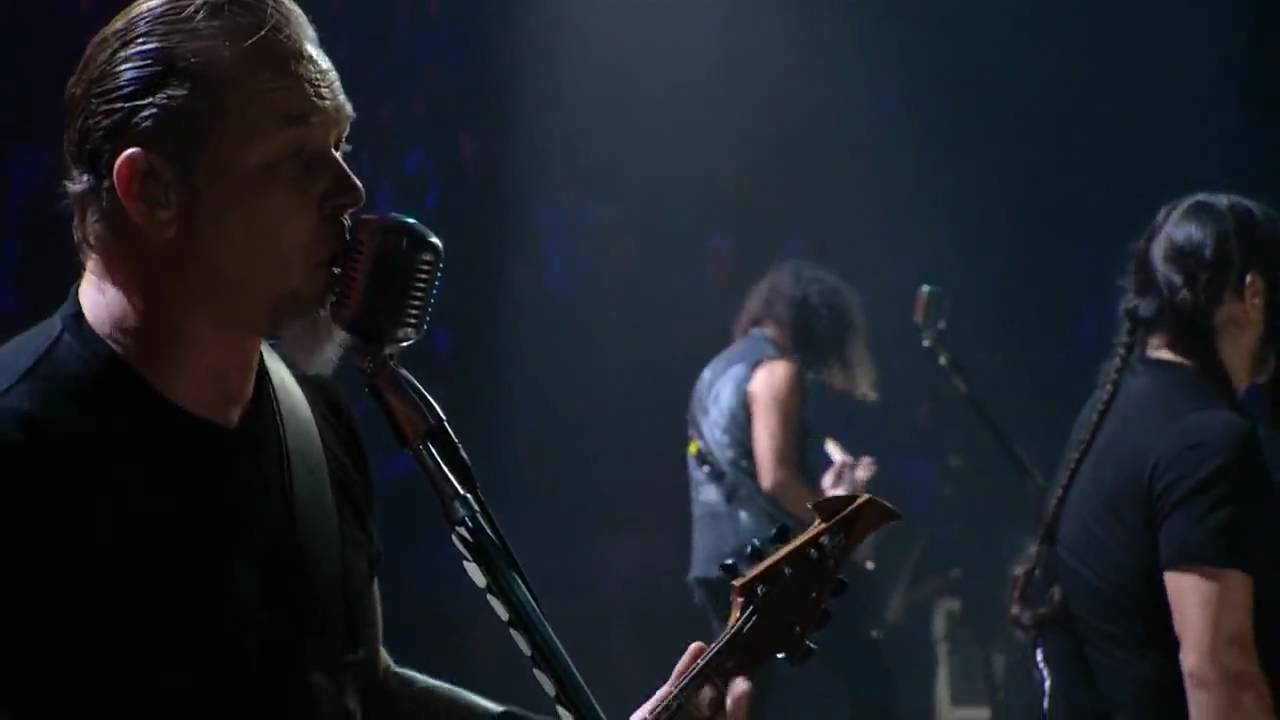 metallica 25th anniversary rock and roll hall of fame