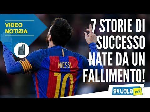 7 storie di successo nate da un fallimento