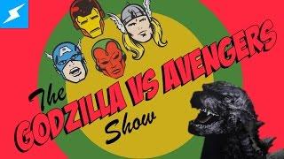 The Avengers Fought Godzilla?? | The Desk of DEATH BATTLE