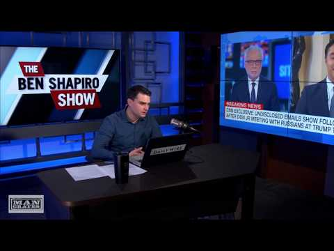 Ben Shapiro: Why Republicans Distrust the Media