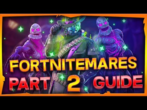 Fortnite Fortnitemares Part 2 Challenges Guide And Locations