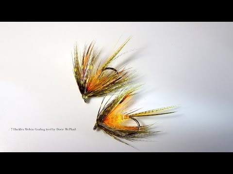 Tying a Melvin Gosling Variant by Davie McPhail