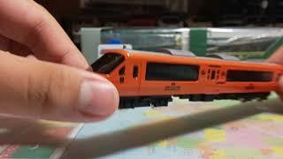 【声入動画】783系特急ハウステンボス色新塗装と旧塗装の比較