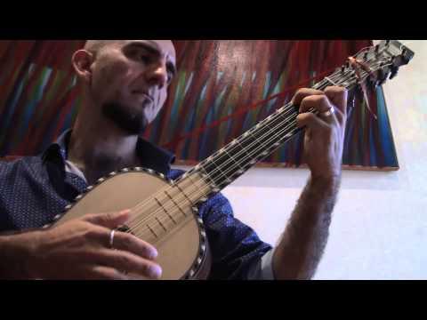 "F. Le Cocq - ""Chaconne"" Baroque Guitar"