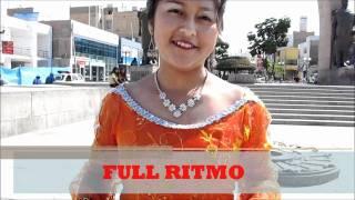 Princesita del sol lanza CD en Tacna, full ritmo.wmv