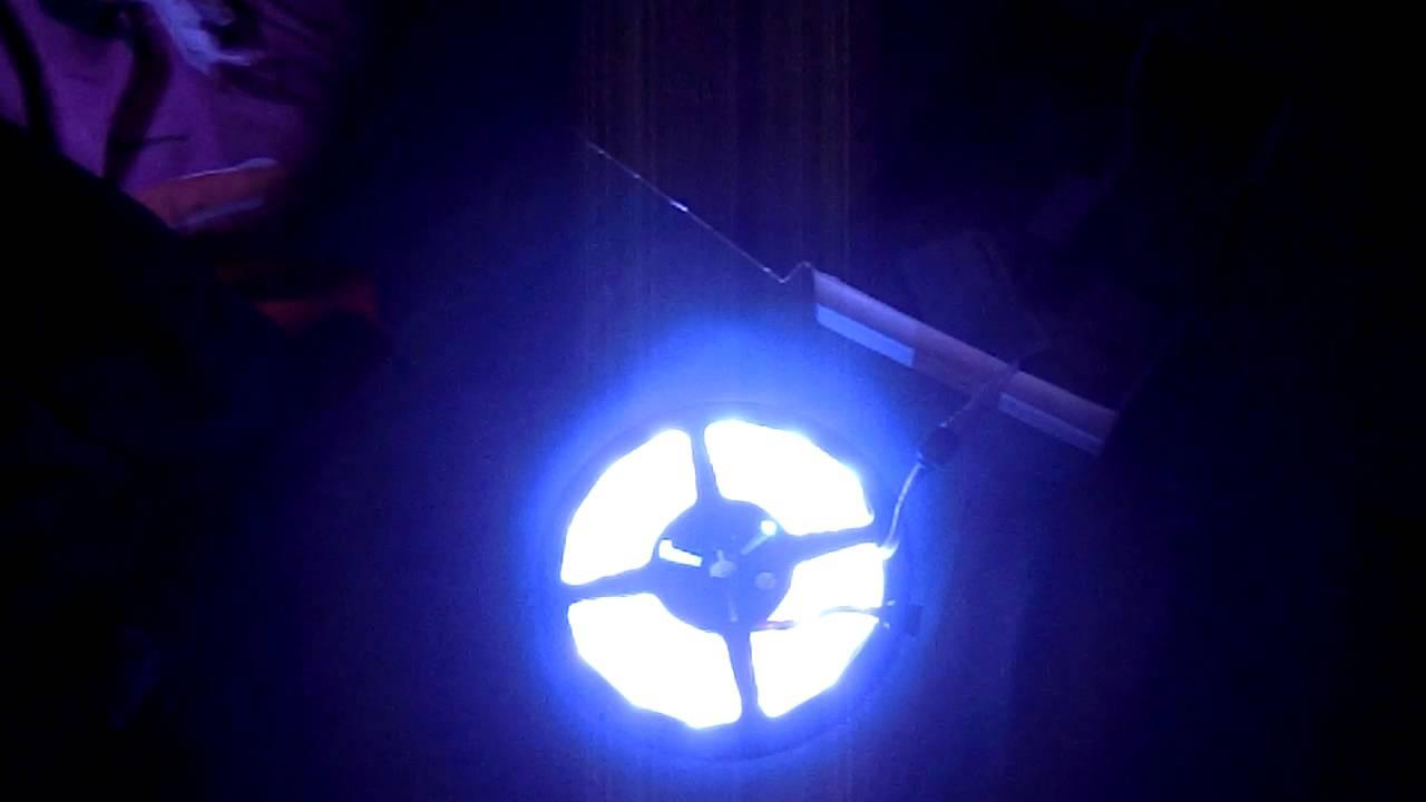 Led Licht Strip : Deaf m rgb led licht strip wasserdicht streifen youtube