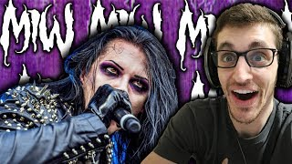"""Hip-Hop Head REACTS to MOTIONLESS IN WHITE: """"Disguise"""" & """"Brand New Numb"""""""