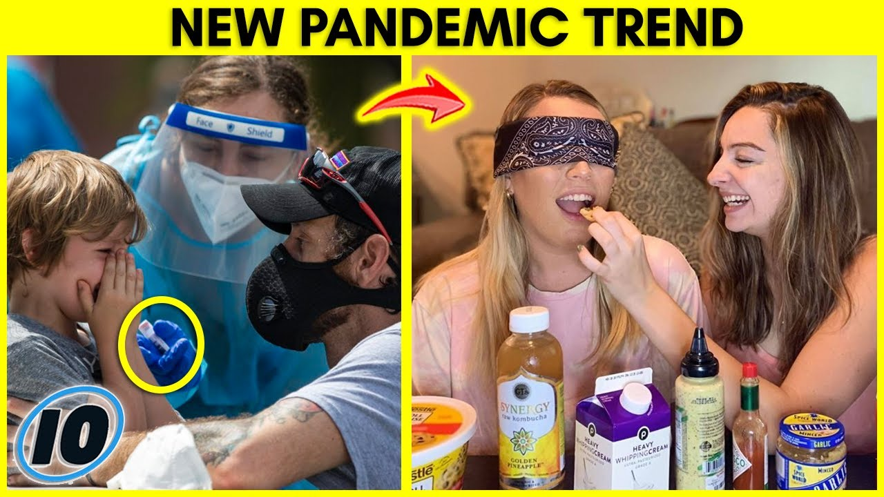 The New Pandemic Trend You Won't Believe