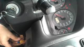 Reset da luz SRS Airbag do honda civic 2000 até 2005, veja como é fácil fazer